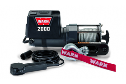 Лебедка WARN WORKS 2000 DC - 12 вольт - 907кг