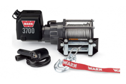 Лебедка WARN WORKS 3700 DC - 12 вольт - 1680 кг
