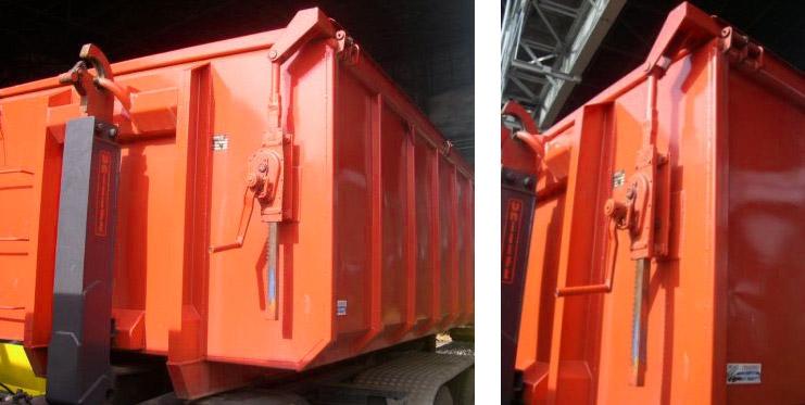 Реечный контейнерный домкрат для промышленности