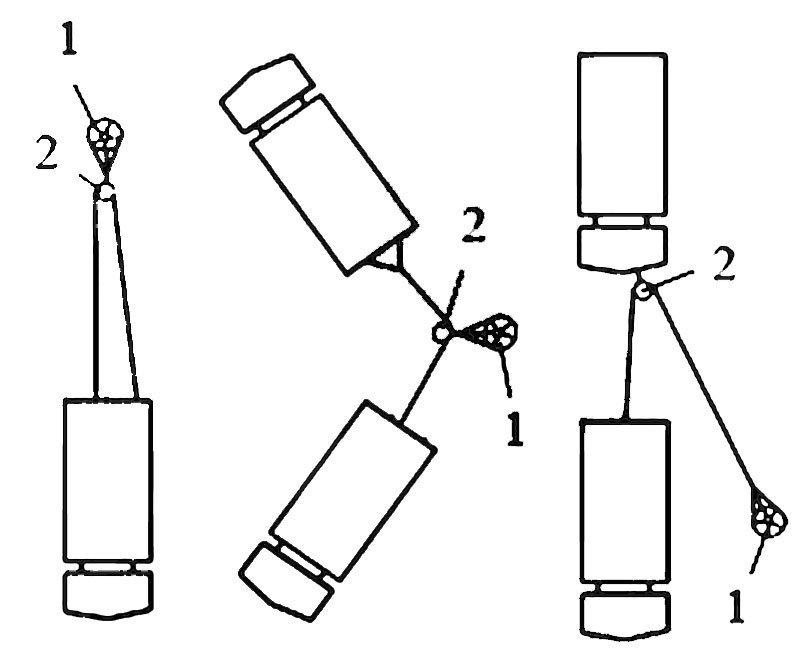 Конструкция блоков лебедки военной
