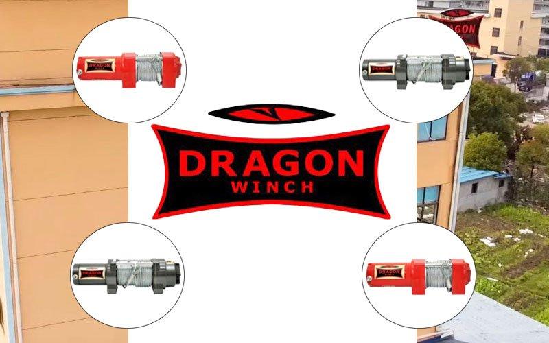 Стоимость лебедок Dragon Winch