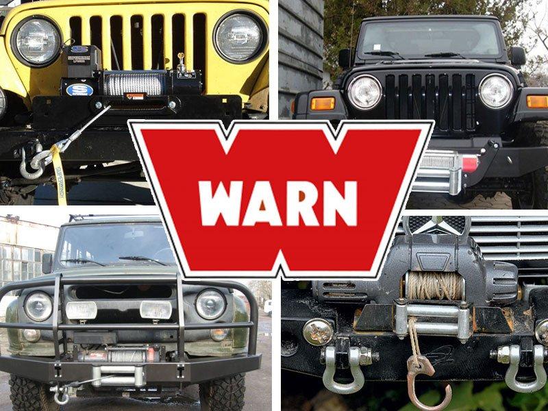 Стоимость автомобильной лебедки Warn