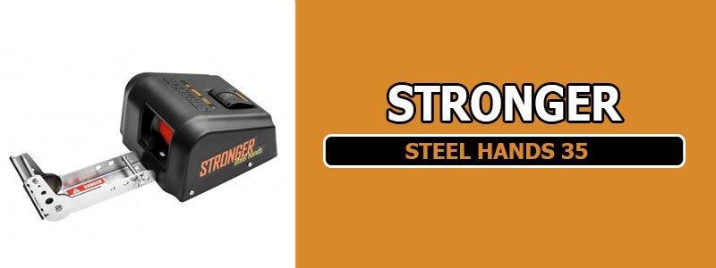 Сколько стоит якорная лебедка Stronger - Steel Hands