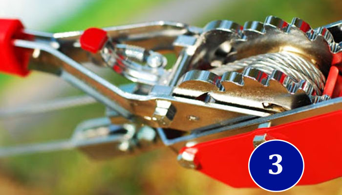 Механическая лебедка рычажная от Sigma