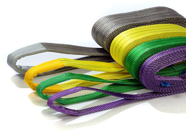 Купить текстильные стропы в Украине