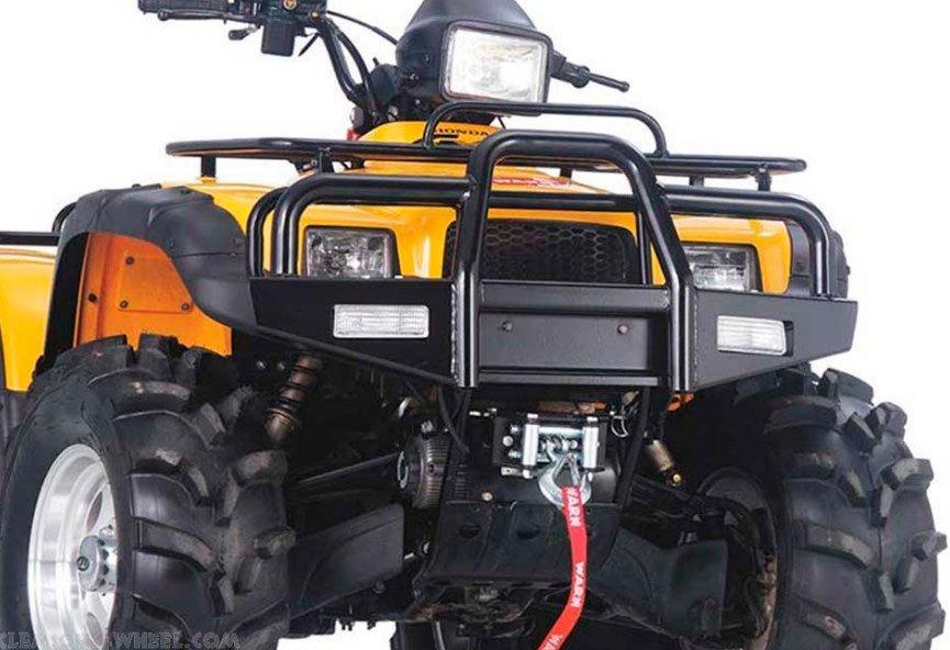 Способы установки электрической лебедки на спортивное авто